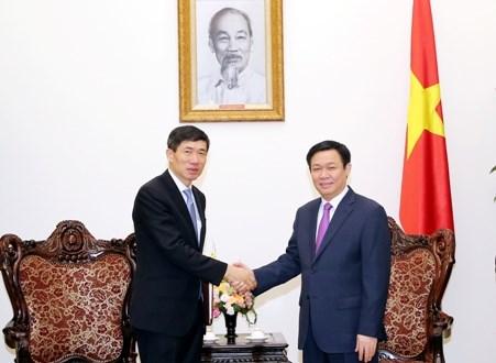 Vietnam - PNUD : vers un partenariat strategique hinh anh 1