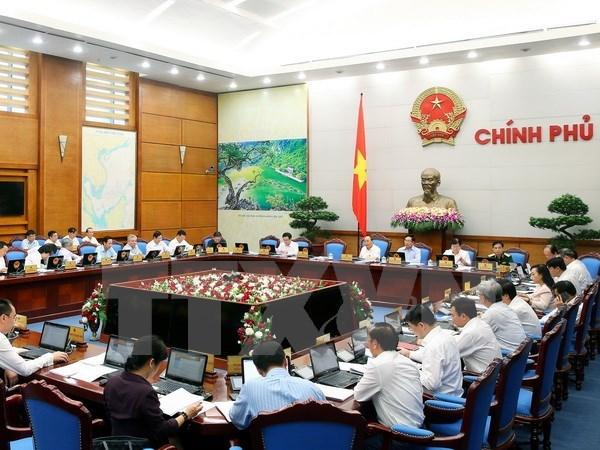 PM : s'efforcer au mieux d'atteindre les objectifs fixes hinh anh 1
