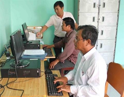 Les agriculteurs peuvent lutter contre la contrefacon grace a Internet hinh anh 1