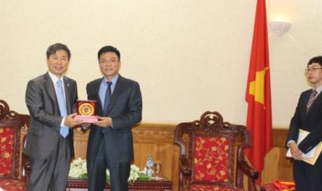 Vietnam-R.de Coree renforcent leur cooperation dans la legislation hinh anh 1