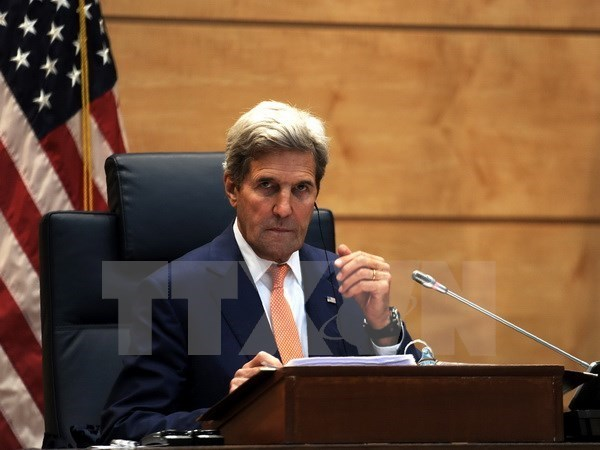 John Kerry appelle Pekin et Manille a respecter la sentence de la CPA hinh anh 1