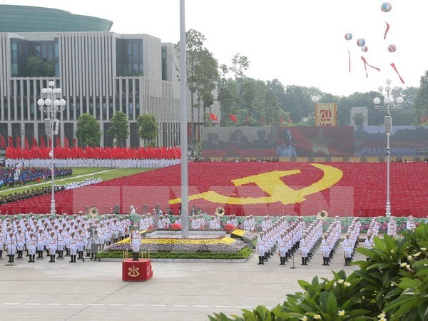 Felicitations de dirigeants etrangers pour la 71e Fete nationale du Vietnam hinh anh 1