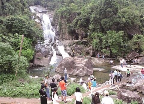 La pittoresque cascade de Khe Van hinh anh 1