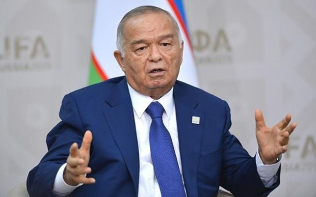 Le Vietnam attriste par le deces du president de l'Ouzbekistan hinh anh 1