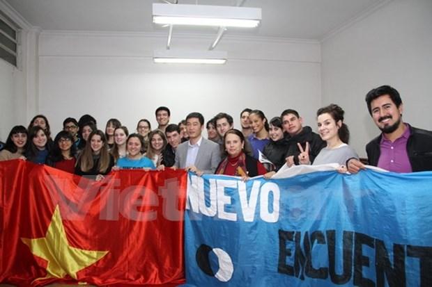 Seminaire sur la terre et le peuple vietnamiens en Argentine hinh anh 1