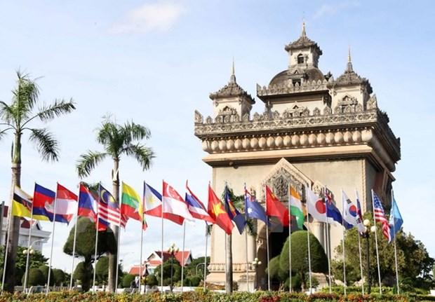 Le Premier ministre va participer aux 28e et 29e Sommets de l'ASEAN hinh anh 1
