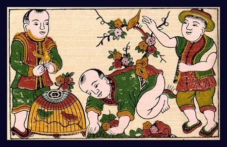 Le secret des estampes populaires de Dong Ho hinh anh 1