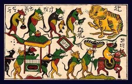 Le secret des estampes populaires de Dong Ho hinh anh 2