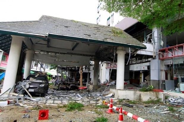 Attentats en Thailande : un premier suspect arrete hinh anh 1