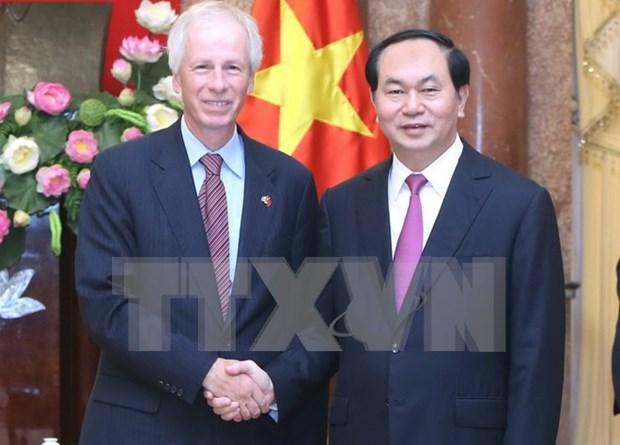 Renforcement de la cooperation Vietnam-Canada hinh anh 1
