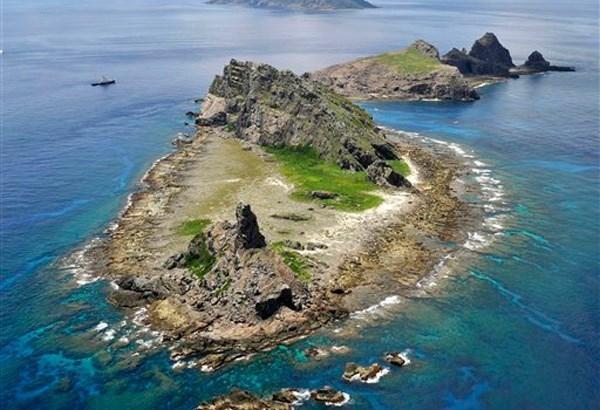 Manille accuse Pekin de construire secretement une ile en Mer Orientale hinh anh 1