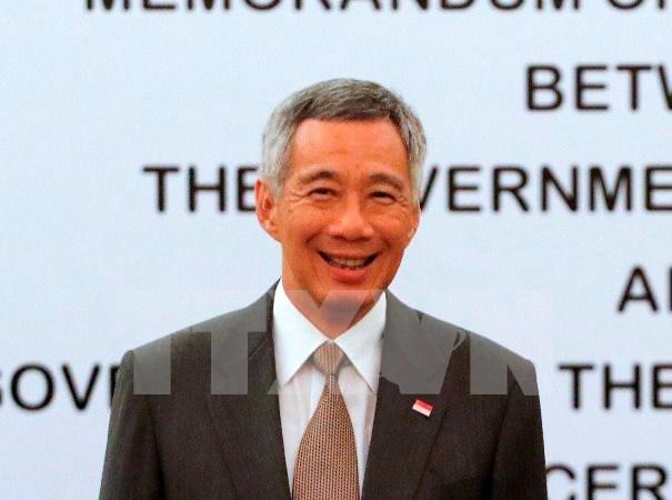 Singapour souhaite promouvoir les relations ASEAN-Chine hinh anh 1