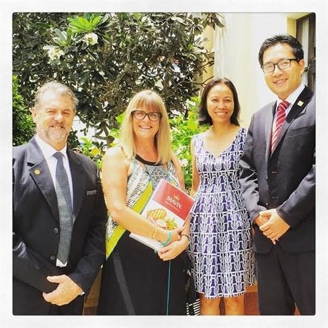 L'Australie accorde 506 millions de dollars d'APD au delta du Mekong hinh anh 1