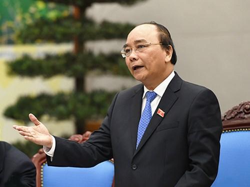 Le Premier ministre Nguyen Xuan Phuc attendu en Chine hinh anh 1