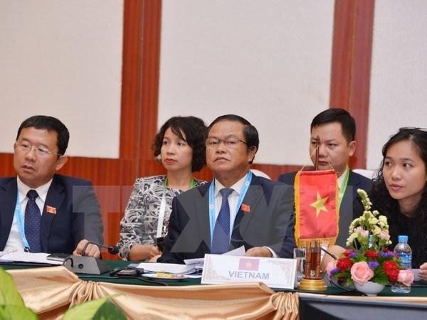 L'AIPA soutient le developpement de la communaute de l'ASEAN hinh anh 1