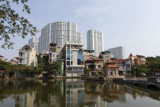 « Hanoi, future metropole – rupture de l'integration urbaine des villages » hinh anh 1