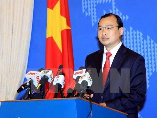 Le Vietnam s'inquiete de l'essai nucleaire de la RDPC hinh anh 1