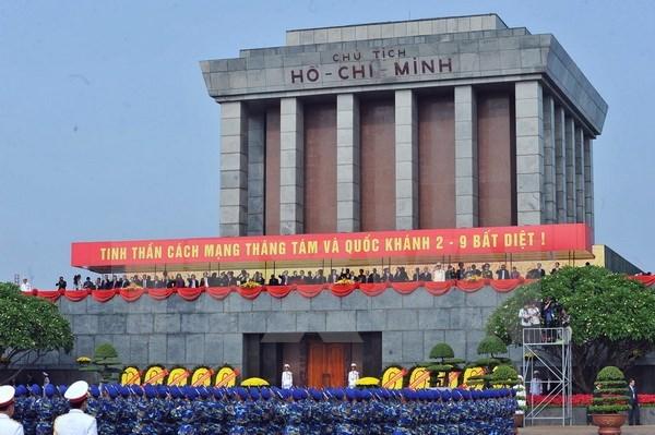 Fete nationale : messages de felicitations au Vietnam hinh anh 1