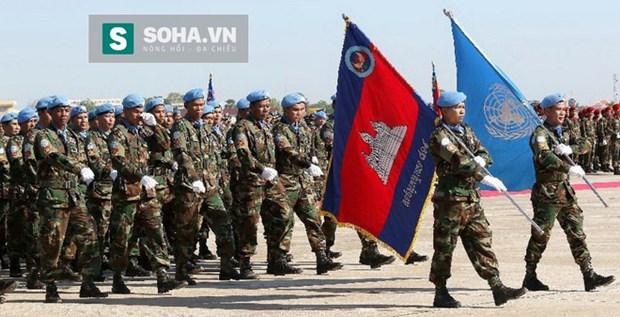 Le Cambodge poursuit sa participation aux missions de maintien de la paix de l'ONU hinh anh 1