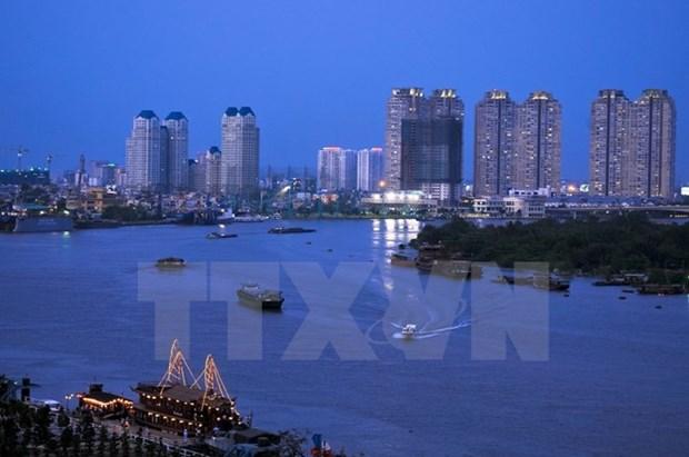 Ho Chi Minh-Ville et Lyon cooperent pour le developpement urbain hinh anh 1