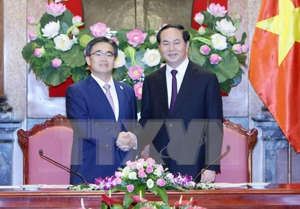 Des dirigeants vietnamiens estiment la cooperation entre le Vietnam et la prefecture d'Aichi hinh anh 1