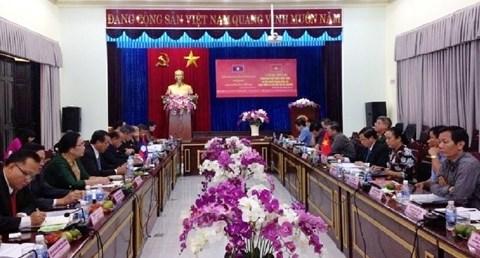 Le Tay Nguyen et les provinces meridionales du Laos boostent leurs liens hinh anh 1