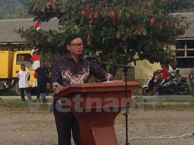 L'Indonesie rapatrie un grand nombre de pecheurs vietnamiens hinh anh 1