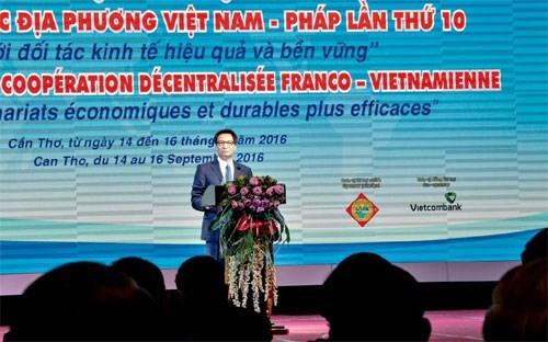 Colloque sur la cooperation dans education et sante Vietnam – France hinh anh 1