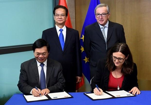 L'Accord de libre-echange Vietnam-UE genere de nouvelles opportunites hinh anh 1