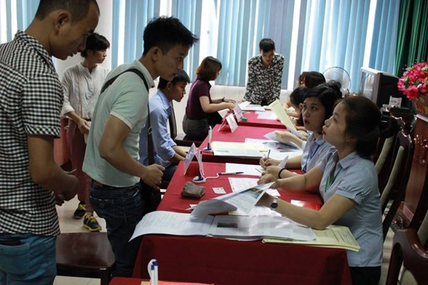 Opportunite d'emploi pour les travailleurs vietnamiens en Republique de Coree hinh anh 1