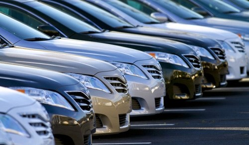 Bonne situation des ventes d'automobiles en 8 mois hinh anh 1