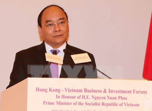 Le Vietnam s'engage a favoriser les investisseurs hongkongais hinh anh 1