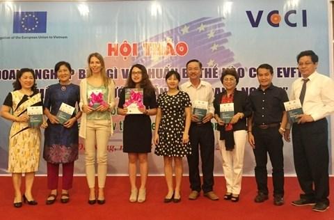 Publication d'un vade-mecum sur l'Accord de libre-echange entre le Vietnam et l'UE hinh anh 1