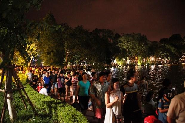 Lac Hoan Kiem, havre de paix et de serenite au cœur de Hanoi hinh anh 3
