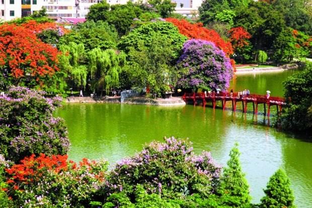 Lac Hoan Kiem, havre de paix et de serenite au cœur de Hanoi hinh anh 1