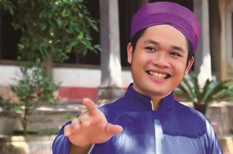 Chu Cuong, le cheo dans le sang hinh anh 1