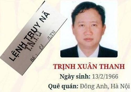 Mandat d'arret international contre Trinh Xuan Thanh hinh anh 1
