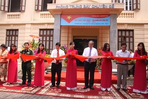 Le parcours reussi du Musee national de l'histoire du Vietnam hinh anh 2