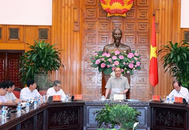 Faire de Ca Mau une localite developpee du Delta du Mekong hinh anh 1