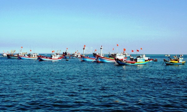 Vietnam-Chine : negociations sur la cooperation dans les secteurs peu sensibles en mer hinh anh 1