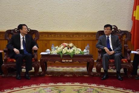 Le Vietnam veut renforcer la cooperation legale et judiciaire avec la Chine hinh anh 1