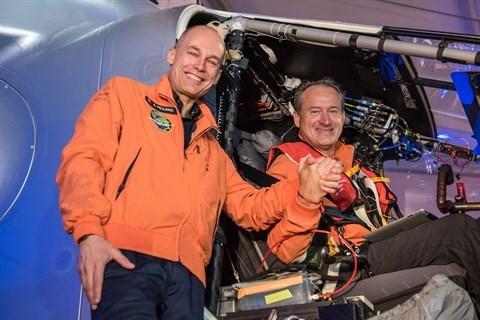 Solar Impulse, un vol legendaire pour l'avenir de la planete hinh anh 3