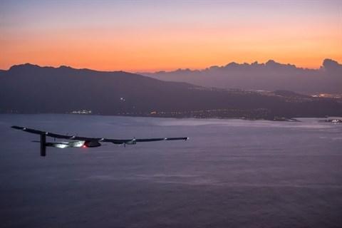 Solar Impulse, un vol legendaire pour l'avenir de la planete hinh anh 4