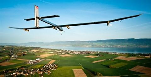 Solar Impulse, un vol legendaire pour l'avenir de la planete hinh anh 1
