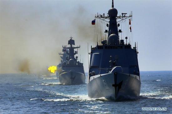 Tous actes menes en Mer Orientale doivent respecter le droit international hinh anh 1