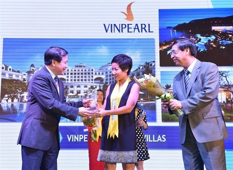 Vinpearl dans le Top 10 du «The Guide Awards 2016» hinh anh 1
