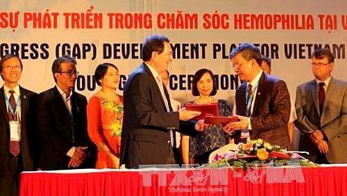 Conference nationale sur l'hematologie et la transfusion sanguine hinh anh 1