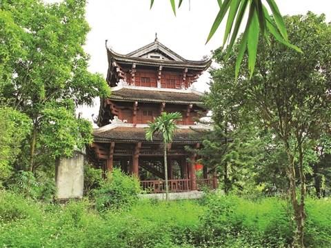 La pagode Quynh Lam, ancien centre bouddhiste dans le Nord-Est hinh anh 1