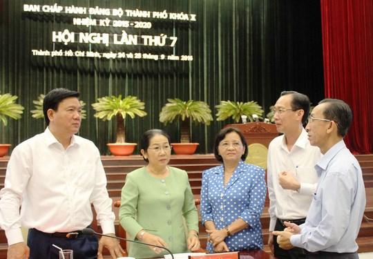 Ho Chi Minh-Ville s'emploie a realiser sept programmes de percee hinh anh 1
