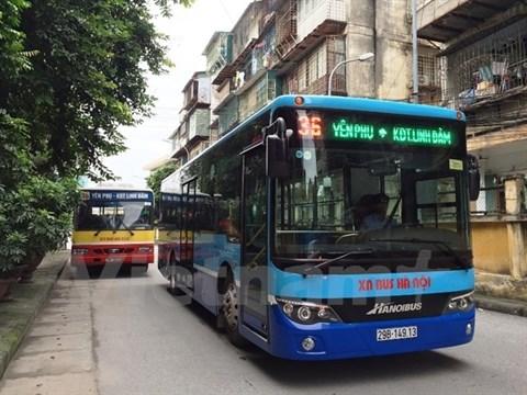 Transport urbain : Hanoi mise sur la mobilite douce et moderne hinh anh 1